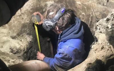 Kelderbouw en funderingsonderzoek